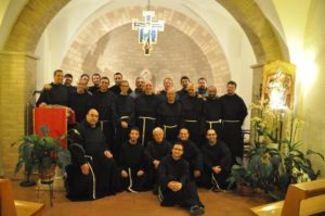 Frati franciscanum Assisi