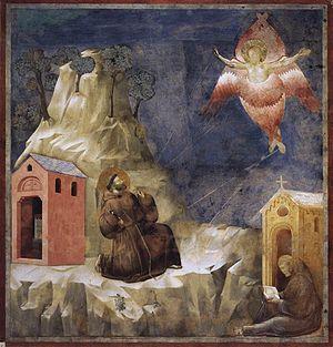 stimmate di san francesco Giotto
