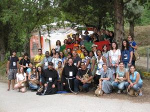 Frati portoghesi e giovani