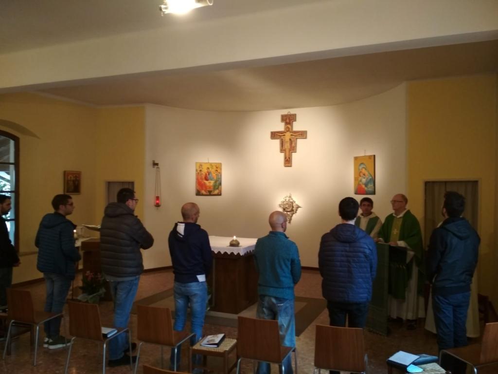 Gruppo san damiano 2018