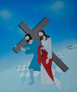 Gesù ti aiuta a portare la croce