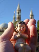 Gesù bambino - basilica del Santo