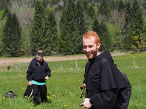 fra Luca in montagna