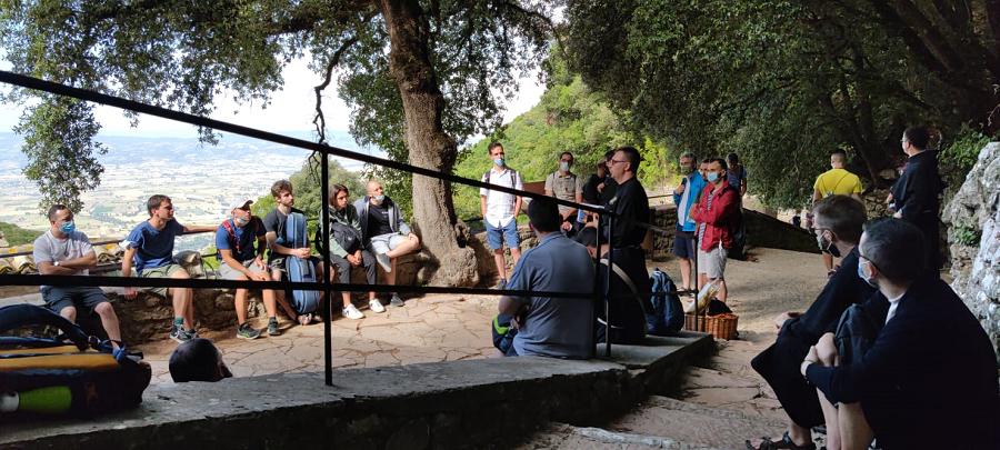 campo vocazionale ad Assisi